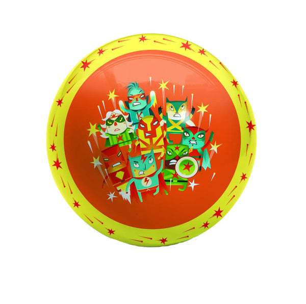Super Heroes Large Ball by Djeco