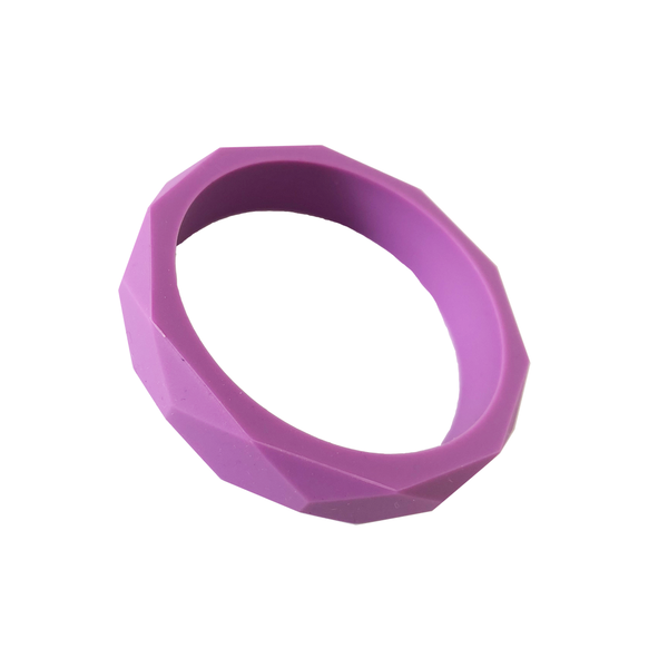 Purple Teething Bracelet