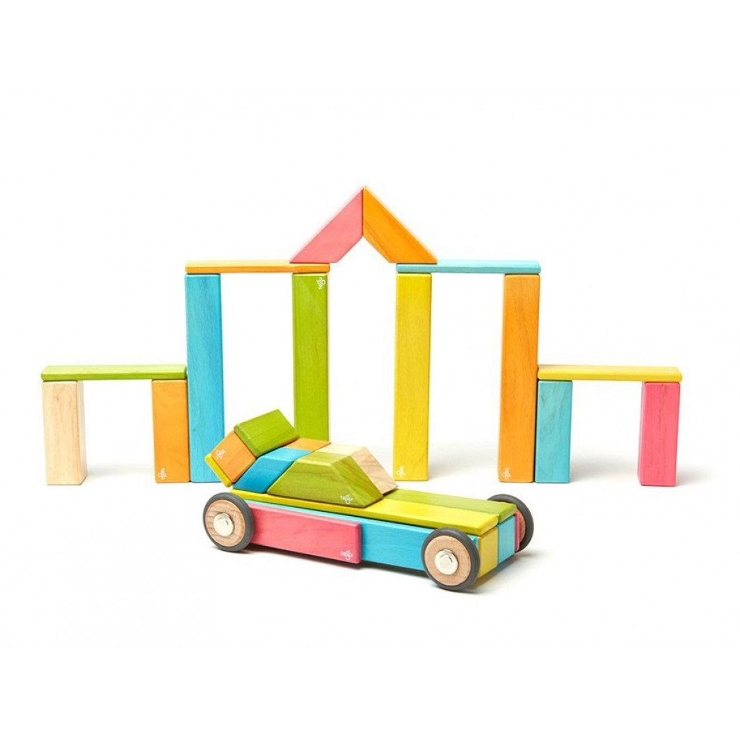 Tegu 42-piece Set in Sunset