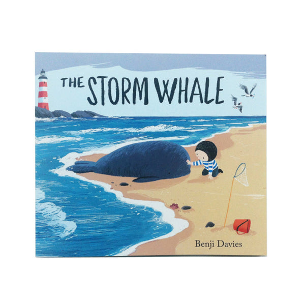 The Storm Whale Card Book for Children