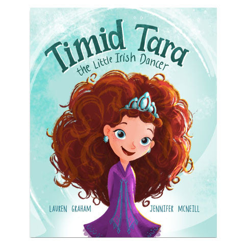 Timid Tara the Little Irish Dancer