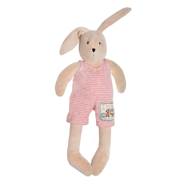 Sylvain Rabbit Plush Toy by Moulin Roty