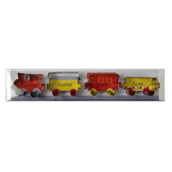Train Set- Cookie Cutter by Meri Meri