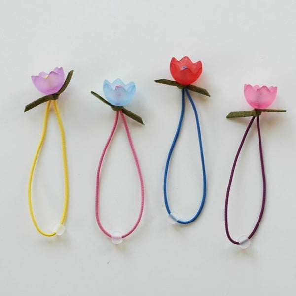 Tulip Bauble or Ponytail Holder