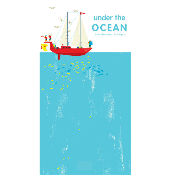 Under The Ocean - a pop-up book