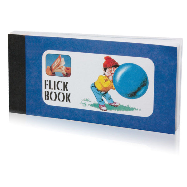 Victorian Flick Book - Boy with Balloon by Tobar