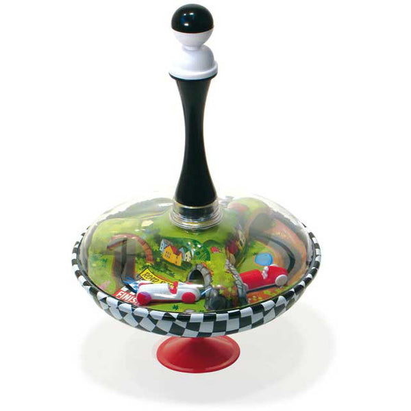 Racing Cars Spinning Top