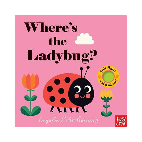 Where's Mrs Ladybird? Illustrated by Ingela Arrhenius