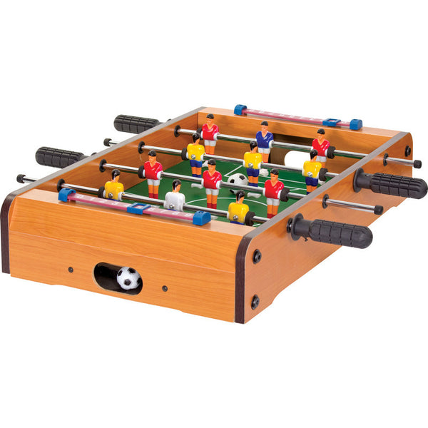 Wooden Tabletop Football by Tobar