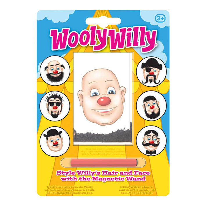 Wooly Willy by Tobar - Little Citizens Boutique  - 1