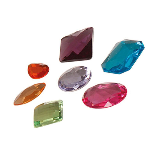 Sparkly Sensory Counting and Sorting Gem Stones by Grimm's