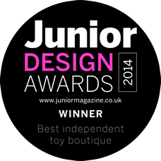 Junior Design Awards Winner 2014