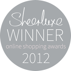 Sheerluxe Highly Commended badge