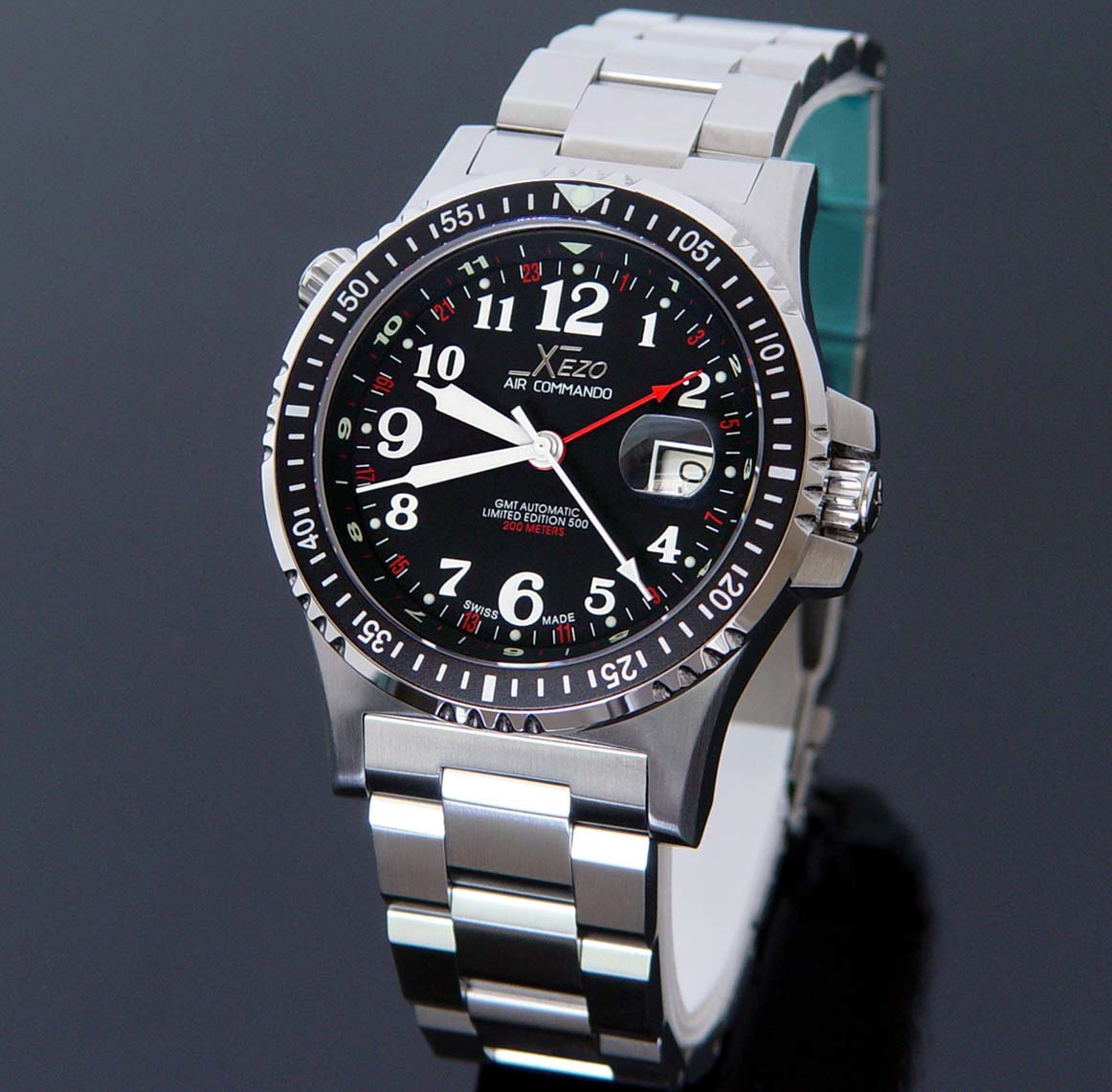 Air Commando (Black Dial)