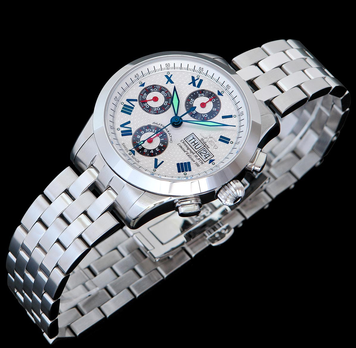 Tribune Chronograph S