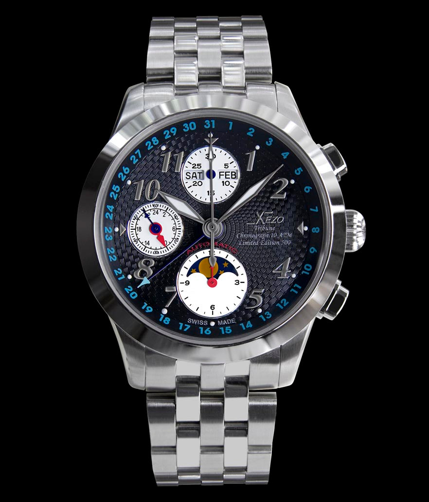 Tribune Valjoux Chronograph 7751