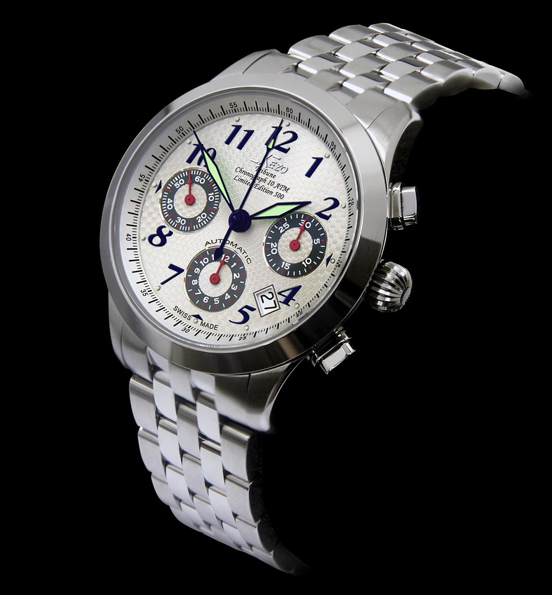 Tribune Valjoux Chronograph 7753