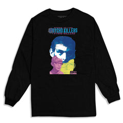 PSYCHO KILLER DAHMER BLACK LS