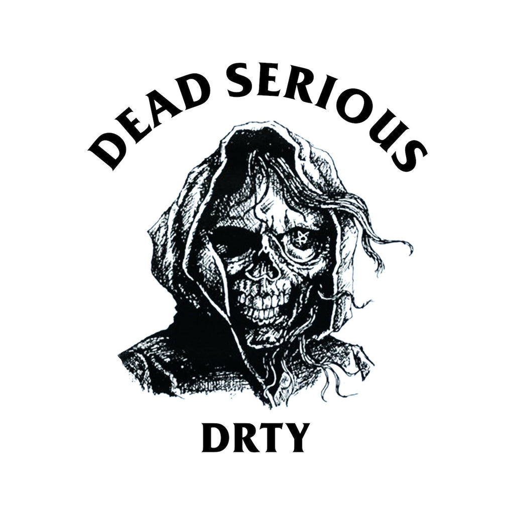 DEAD SERIOUS TEE SS