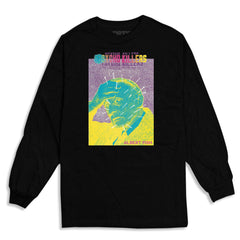 PSYCHO KILLER FISH BLACK LS