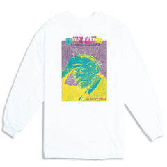 PSYCHO KILLER FISH WHITE LS