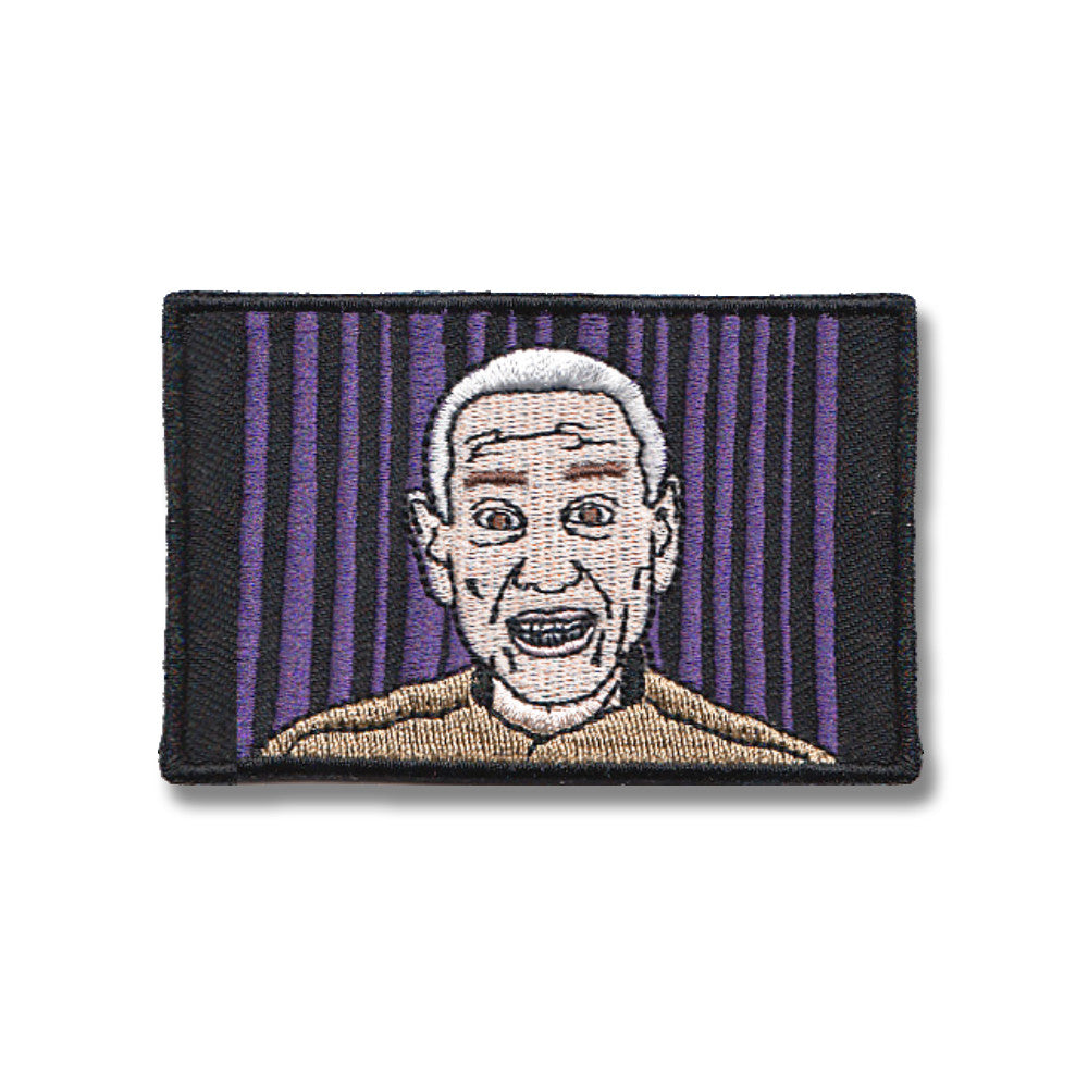 HEAVEN'S GATE CULT LEADER PATCH