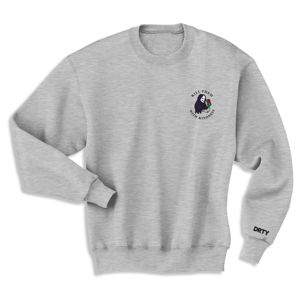 KINDNESS SWEATER GREY