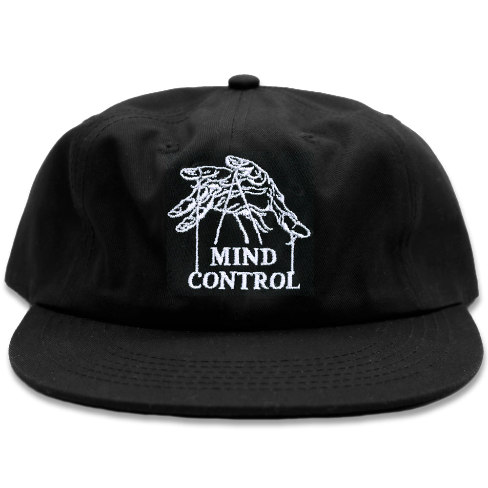 MIND CONTROL BLACK CAP