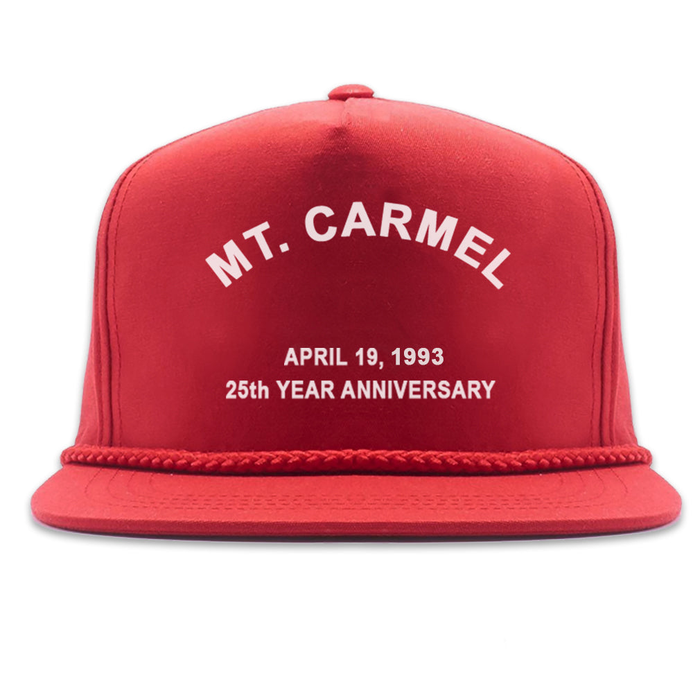MT CARMEL RED CAP