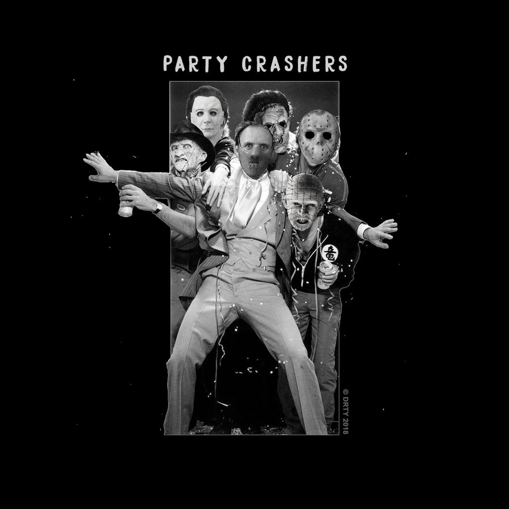 PARTY CRASHERS LS TEE