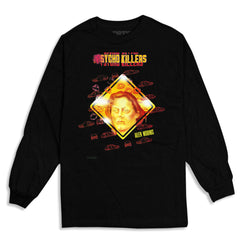 PSYCHO KILLER WUORNOS BLACK LS