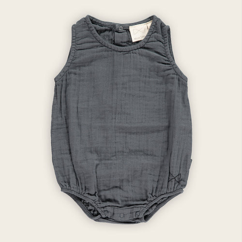 Sunsuit, Charcoal