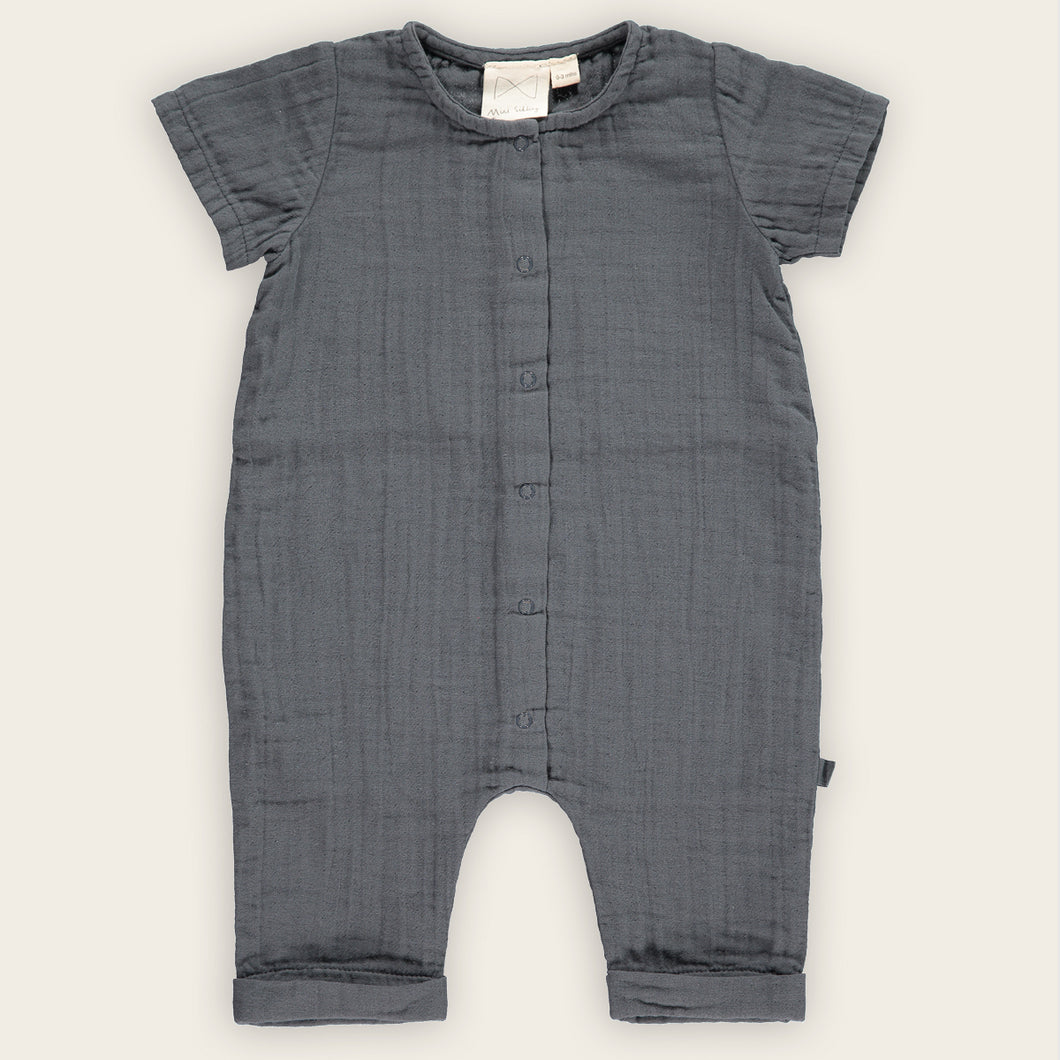 Playsuit, Charcoal