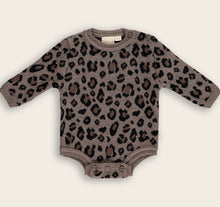 Load image into Gallery viewer, Knit Body, Leopard