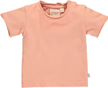 Load image into Gallery viewer, Salmon Short Sleeve Top
