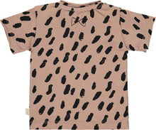 Load image into Gallery viewer, Cacao Short Sleeve Top