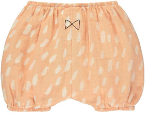 Peach Woven Bloomers