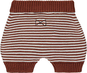 Cacao Knitted Shorts