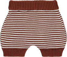 Load image into Gallery viewer, Cacao Knitted Shorts