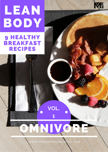 Lean Body - Omnivore Breakfast Recipes - Volume 1