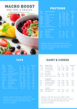 Load image into Gallery viewer, Pescatarian Weight Loss Meal Plan - 4 Weeks