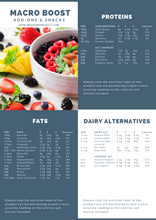 Load image into Gallery viewer, Vol.2 - Vegan Weight Loss Meal Plan - 4 Weeks
