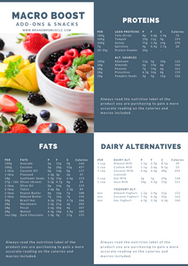 Vol.2 - Vegan Weight Loss Meal Plan - 4 Weeks