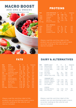 Load image into Gallery viewer, vegetarian meal plan for weight loss
