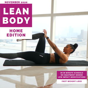 Lean Body: Home Edition | Nov 2020