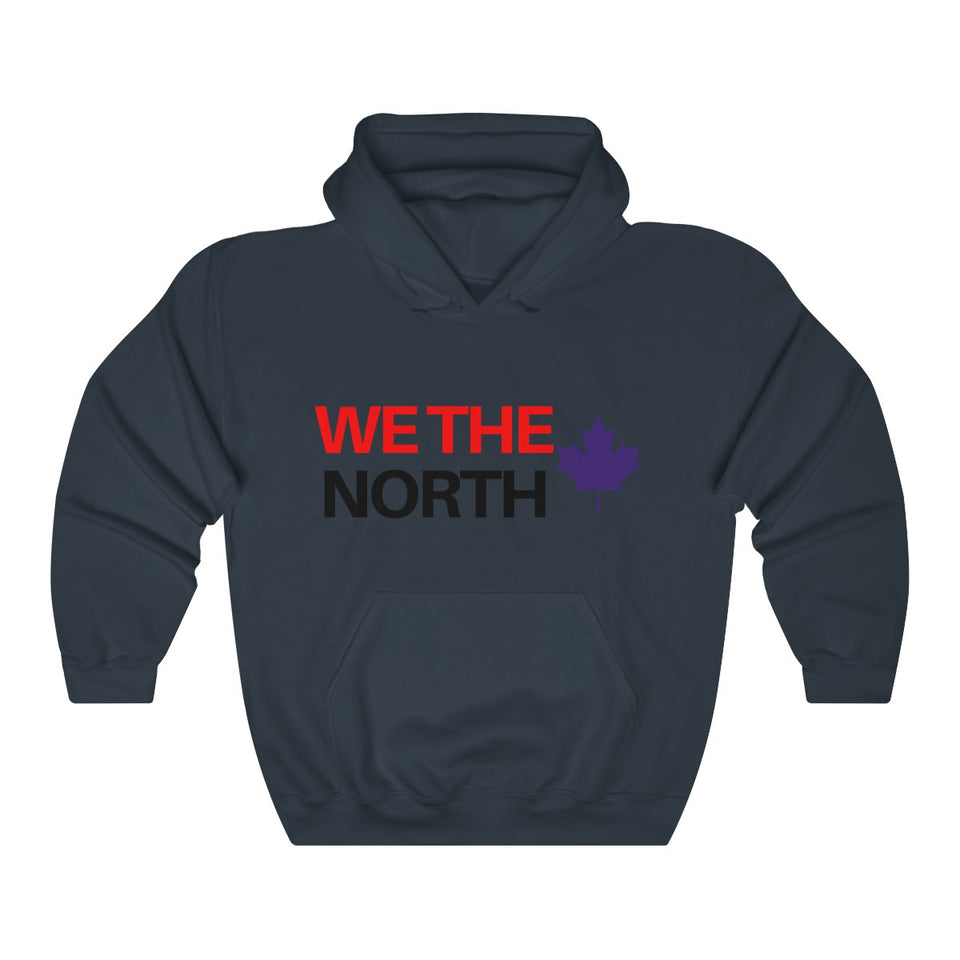 WE THE NORTH X RAPS HOODIE