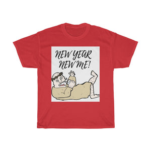 """NEW YEAR, NEW ME"" TEE"