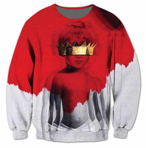 RIHANNA ANTI CREWNECK