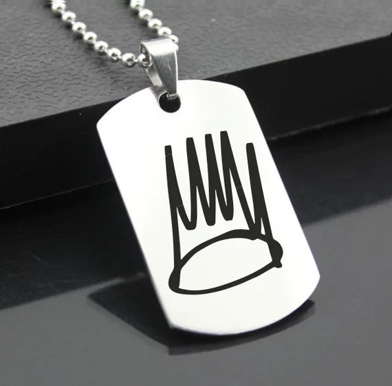 J.COLE DOG TAG