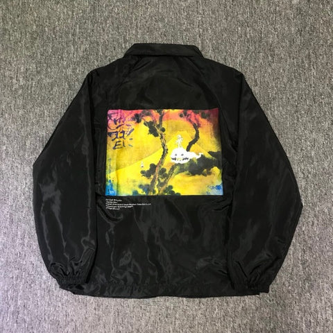 KIDS SEE GHOST WINDBREAKER